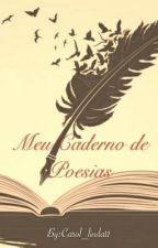 Caderno De Poesias by Carol_linda11