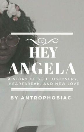 Hey Angela by antrophobiac-