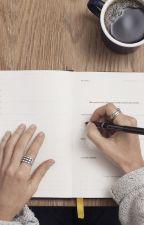 30 Day Writing Challenge by amandaguyauthor