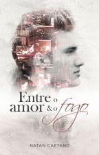 Entre o Amor e o Fogo (romance gay) by NatanCaetano