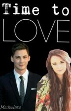 Time to love ♡*Logan Lerman y tú* by Micheeliita