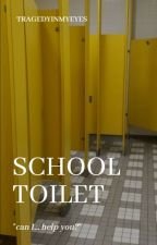 school toilet || YoonMin Threeshot by TragedyInMyEyes