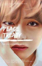 Peace Treaty - Taekook by itstaekookschild
