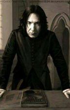 Severus Snape x Student!Reader - Teach me Professor by Lucifeerus