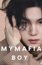 My Mafia Boy ll Min Yoongi by Min_Chloe