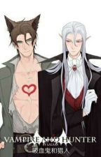 مانهوا(ياوي)vampire and hunter.  by pitoahmad
