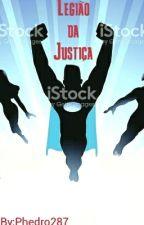 Legião da Justiça by Phedro287