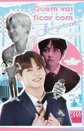 Quem vai ficar com Jungkook? by vminsure