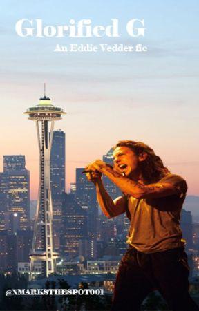 Glorified G // Eddie Vedder by xmarksthespot001