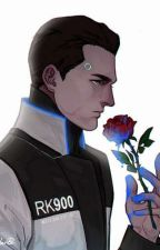 || Monster's Can't Love || A RK900 Love Story by DevilBunnii