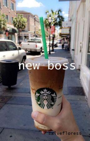 new boss by salvefloress