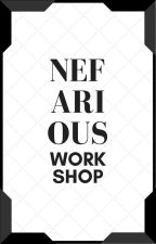 Nefarious Workshop by The_Nefarious