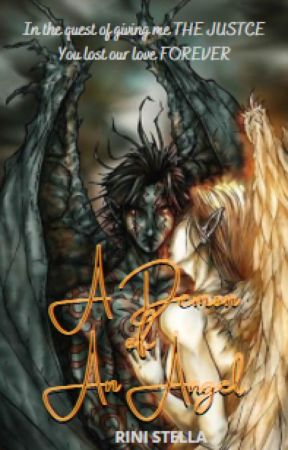 A Demon of an Angel (Small Story) by rini_stella