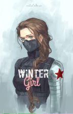 Winter Girl (Steve Rogers/Pietro Maximoff) by JudithMGrimes