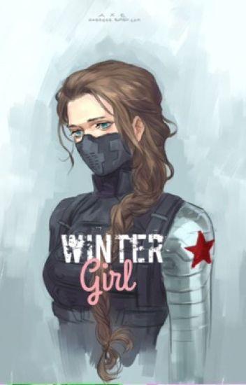 Winter Girl (Steve Rogers/Pietro Maximoff)