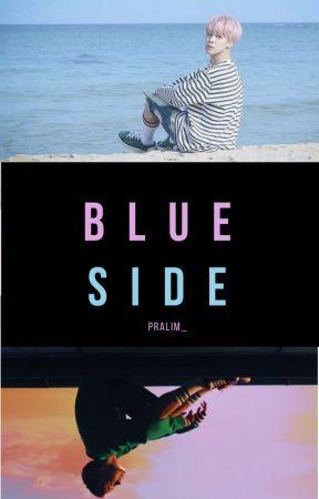 Blue side (JiHope) by Pralim_