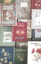 TRIVIAL; UNPOPULAR OPINIONS! by DEARDAWSONS