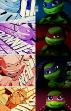 TMNT  (Chicos y Chicas) by user97560580