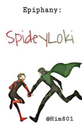 Epiphany: SpideyLoki by Him801