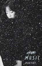Kpop Music Poetry  by coffeeteaisspilt