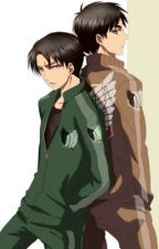 Broken (A Ereri Fanfic) by Cass_Blvd