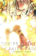Fairy Tail: You're Natsu of Fairy Tail (A NaLu Fan Fiction) by Cryptic_Eyes