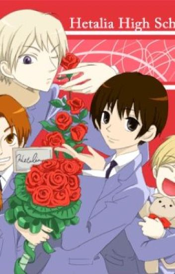Hetalia meets the Host Club