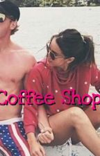 Coffee Shop?| A Chlogan Story by mia_aless