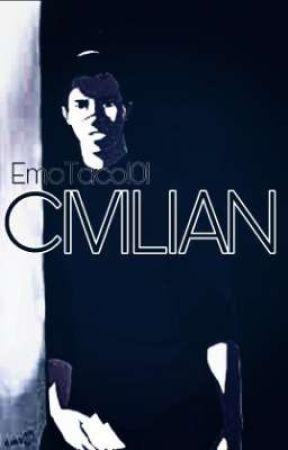 •CIVILIAN•   Umino Iruka Love Story by EmoTaco101