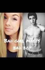 Bad Girl Meets Bad Boy by JuliaCapella