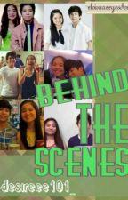Behind The Scenes (BTS NashLene) by misssavage_