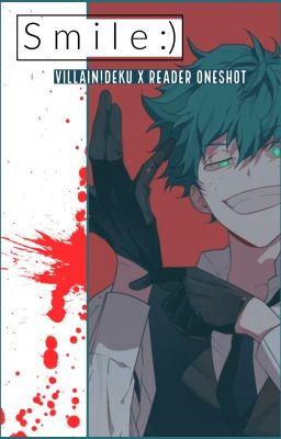 Only mine  (Villain!Yandere!Midoriya x reader) ON HIATUS - Depressed
