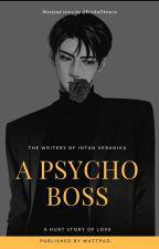 A pshyco boss by ErickaOktavia