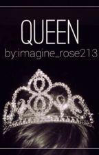 Queen (a.u punk L.T) by imagine_rose213