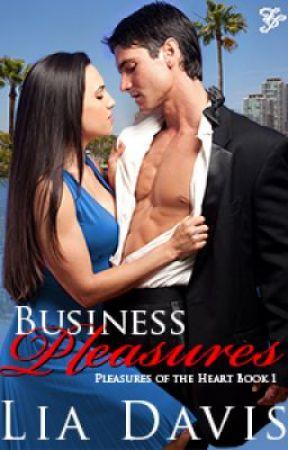 Business Pleasures Blurb by LiaDavis4
