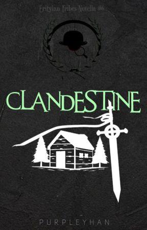 Clandestine (Erityian Tribes Novella, #6) by purpleyhan