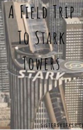 Field Trip to Stark Tower by SilverBookNerd