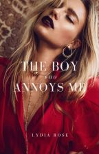 The Boy Who Annoys Me by littletroublemaker_