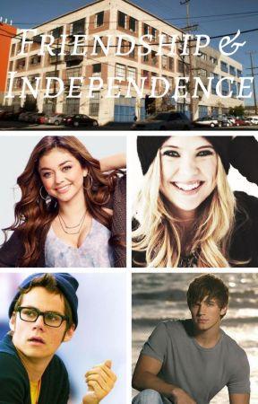 Friendship & Independence by klaroline-4ever
