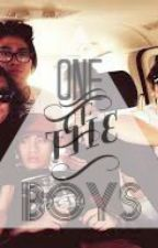 One of the Boys ( KathNiel ) by chichaygarcera