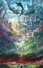 Dragon tome I : Iréalia by Etoile_de_la_brume