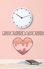 RECOMENDACIONES by hey_lali