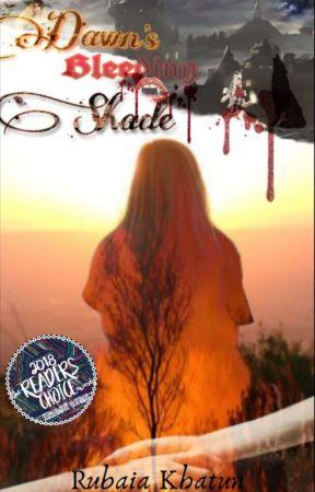 Dawn's Bleeding Shade. |On Hold| by RubaiaMQ