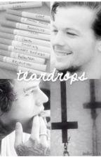 Teardrops (Punk!Harry) by indiejulia