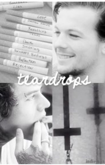 Teardrops (Punk!Harry)