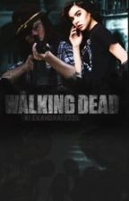 The walking dead (Carl Grimes y tú) by alexandra12335