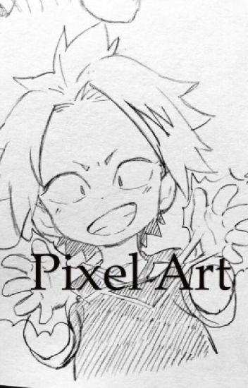 Pixel Art Manga Animelover000000 Wattpad