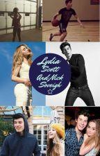 Lydia Scott & Nick Soveigh by brokennotbruised