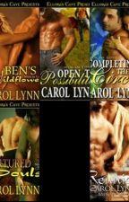 Grabado en Oro, Hombres Enamorados. de Carol Lynne by CHISELCATSUJI