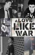 A Love Like War (Shawn Mendes & Nash Grier Fan Fic) by maitee_angeel
